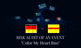 RISK AUDIT OF AN EVENT