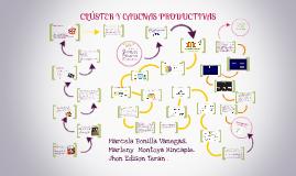 Copy of CLÚSTER Y CADENAS PRODUCTIVAS