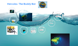 Hercules- The Buddy Bot