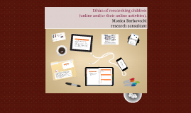 Ethics of researching children