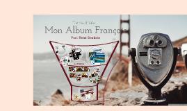 Mon Album Francais - La projet