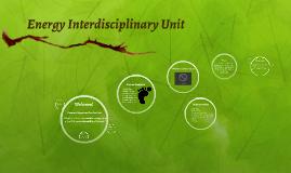 Energy Unit Intro