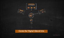 Center for Digital Liberal Arts