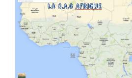 La C.A.G Afrique
