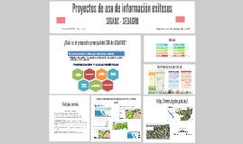 Proyectos de uso de información exitosos