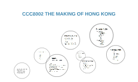 Copy of CCC8002 THE MAKING OF HONG KONG