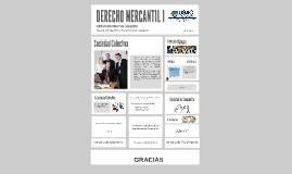 Copy of DERECHO MERCANTIL I