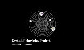 Gestalt Principles Project