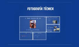 Fotografía técnica