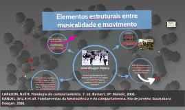 Elementos estruturais entre musicalidade e movimento
