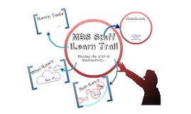 MBS Staff iLearn Trail