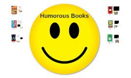 Copy of Humorous Books
