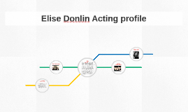 Elise Donlin Acting profile
