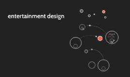 entertainment design
