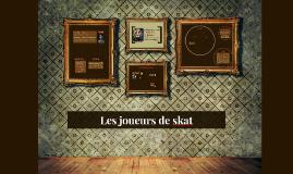 Copy of Les joueurs de skat