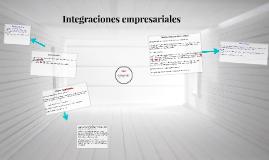 Integraciones empresariales