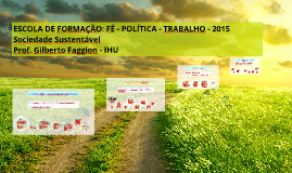 Copy of Copy of Sociedade Sustentável