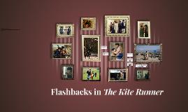 Flashbacks in The Kite Runner