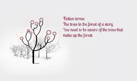Fiction terms:
