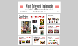 Copy of Klub Origami Indonesia