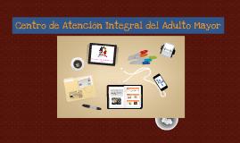 Centro de Integración del Adulto Mayor