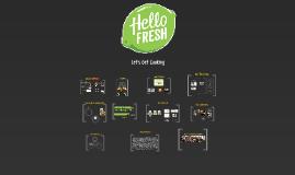 2017 AD HelloFresh Training