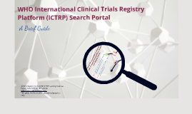 Copy of ICTRP Search Portal