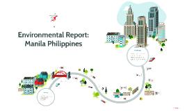 Copy of Environmental Report: