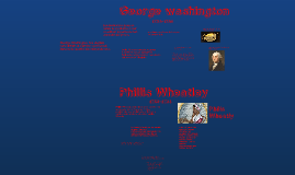 George Washington (1732-1799)         By:Darren D. Mayo and Hector J. Cortina