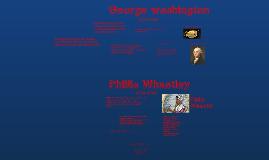 George Washington (1732-1799)         By:Darren D. Mayo and Hector J. Cortina