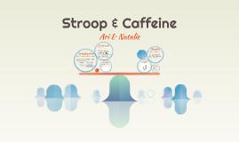 Stroop & Caffeine