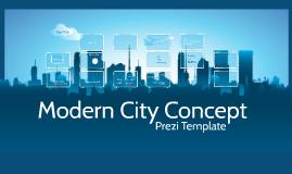 Modern City concept - prezi template by Prezi Templates by ...