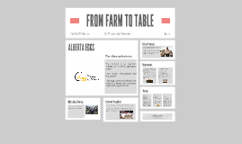 Farm to Table: Alberta Eggs