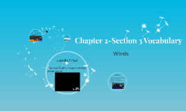 Chapter 2-Section 3 Vocabulary