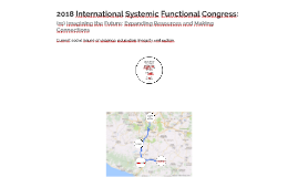 2018 International Systemic Functional Congress: