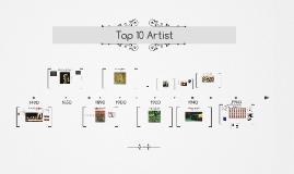 Top 10 Artist