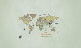 Copy of World History Piece by Piece