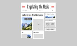 Regulating the Media