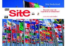 SITE Nederland 25-06-2018