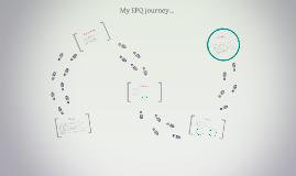 My EPQ Journey...