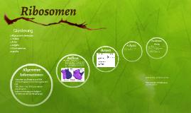Copy of Ribosomen