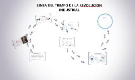 Linea de tiempo Revolución industrial