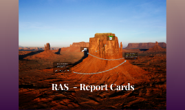 RAS - Standards Based Report Cards