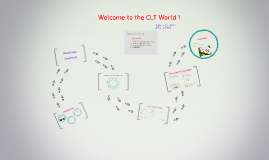 Welcome to the CLT World !
