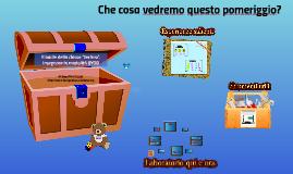 """Arcola-Ameglia, 27/02/2015: Il baule della classe """"techno"""""""