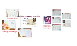 Leslie Summers Matuella