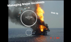 Managing Major Incidents Lesson