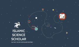 ISLAMIC SCIENCE ICON