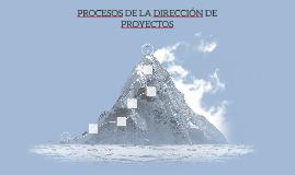 PROCESOS DE LA DIRECCIÓN DE