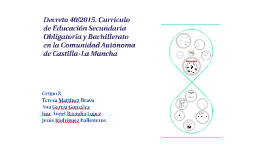 Decreto 40/2015